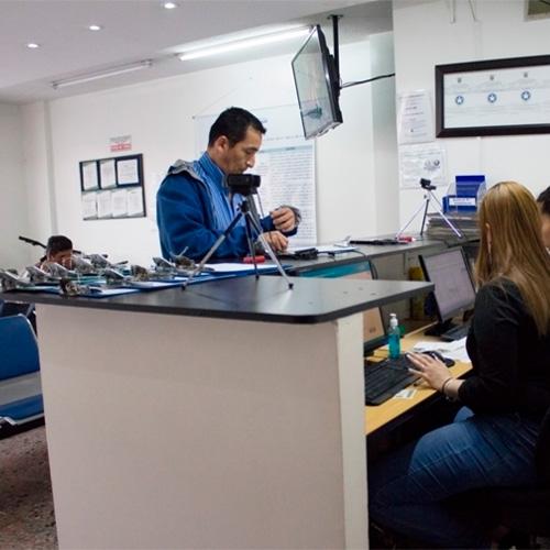 Imagen de Centro de reconocimiento de conductores crc Bogotá ips profesionales en salud